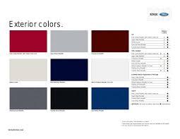 2008 ford edge interior colors. edge exterior colors. interior 2008 ford edge colors d