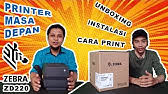 True windows printer drivers by seagull can be used with any true windows program, including drivers with status monitoring can report printer and print job status to the windows spooler and other windows applications, including bartender. Zebra Zd220 Barcode Printer Drivers Setting Thermal Transfer Printer Zebra Zd220 Zpl 203 Dpi Youtube