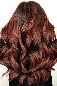 Dark Auburn Hair Color Chart Dark Auburn Hair Color Ybll Org