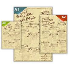 Details About Harry Potter Marauders Map Hogwarts Wedding Table Seating Plan Chart Place Card