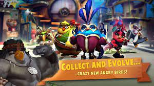 Angry Birds Evolution 2.9.2 Download Android APK