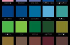 Diy Paint Color Chart Inspiring Krylon Spray Paint Color Chart 12 Metallic Spray
