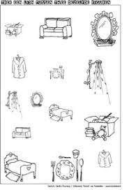 Kleuterproject Wonen Digitaal Prentenboek Lesideeën Werkbladen