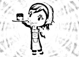 Small Picture Cooking Mama Coloring Pages