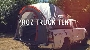 ProZ Premium Truck Tent - Truck Bed Tents SHIP FREE!