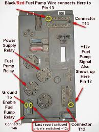 annotated relay board diagram for 73 porsche 914 for those of you 914 Wiring Diagram 914world com the fastest growing online 914 community! 912 wiring diagram