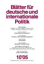 Chronik der vertrauensfrage von bundeskanzler gerhard schröder im november 2001, in: Auflosungsgerichtete Vertrauensfrage Blatter Fur Deutsche Und Internationale Politik