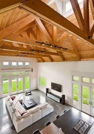 lighting for exposed beam ceilings simple led kitchen ceiling lights