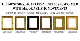 fine art frames restoration and