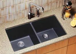 black kitchen sinks and faucets. Cool Black Stainless Steel Kitchen Sink Faucet Mixed With Modern Juice Machine Sinks And Faucets