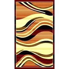 red brown rugs uk and cream area rug market olive green modern waves orange wave stripes multi border abstract