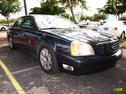 2000 Midnight Blue Cadillac DeVille DTS #39148196 | GTCarLot.com ...