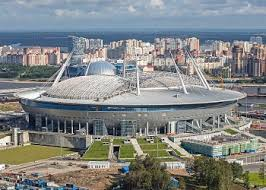 St Petersburg Stadium Seating Chart Zenit St Petersburg Krestovsky Stadium Guide Euro 2020