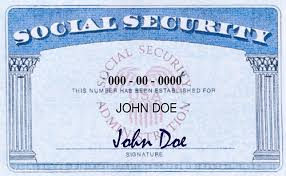 But why should you let social security know about your new status? Social Security Number Colorado College