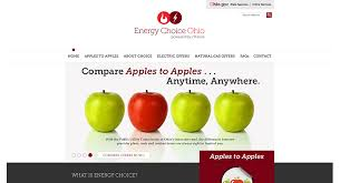 Puco Apples To Apples Natural Gas Rate Comparison Chart Public Utilities Commission Of Ohio Quez Media Marketing