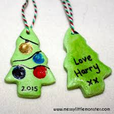 Practical Mom Make A Little Something For Someone You Love Salt Salt Dough Christmas Gifts