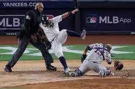 05 CDT. Astros @ Yankees ...