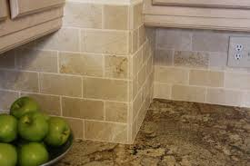 Tumbled Marble Kitchen Backsplash Counter Top Stone Surface Series Stone Savvy