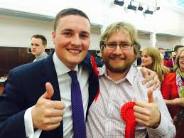 Wes Streeting beats Lee Scott to Ilford North seat in close fight   East  London and West Essex Guardian Series