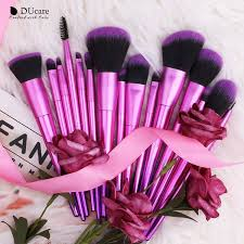 <b>DUcare Makeup Brushes</b> Set <b>15pcs</b> Premium <b>makeup brush</b> ...