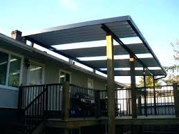 solid clear patio cover using glass panels roof kits porch corrugated fiberglass protected laminated