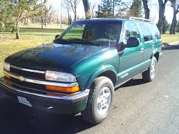 1998 Chevrolet Blazer - Information and photos - ZombieDrive