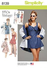 Vintage Simplicity Patterns Magnificent Design