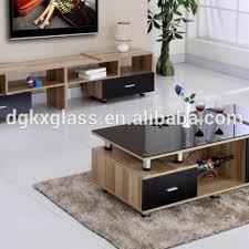 living room furniture glass top tea table center table design latest center table designs simple