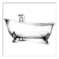 large vintage bathtub vintage