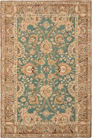 safavieh anatolia an558d teal rug traditional area rugs by plushrugs
