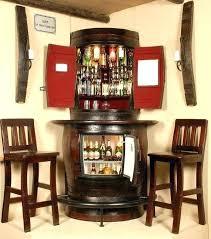 corner curved mini bar. Mini Bar Cabinet Ikea Corner Curved Furniture Chic Ideas