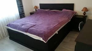 Schlafzimmer Bett Tisch Spiegel In 85077 Manching Für 30000