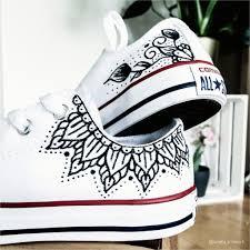 Diy Shoes Design Diy Schuhe Designs Painted Shoes Decorated Shoes Sharpie