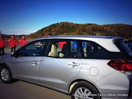 new car launches honda mobilio2014 Honda Jazz and Mobilio Details of India launch and engines