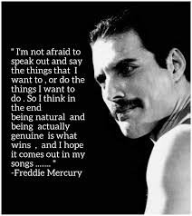 Best Freddie Mercury Quotes