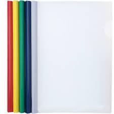 Resume Portfolio Folder 16 Amazon Com Shxstore Plastic Clear Sliding