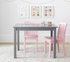 kids table chair ina small table 2 chairs set pottery barn kids new trends