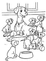 print coloring pages for kids walt disney world kids craft ideas find this pin and more on 101 dalmatian