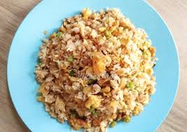 Menu wajib untuk sehari2, disaat ide masak lagi bingung pelarian nya ya ke ayam ungkep lagi. Cara Untuk Membuat Nasi Goreng Ikan Asin Ala Xanders Kitchen Yang Enak Masakan Bunda