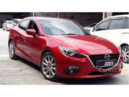 mazda 3 2015. 2015 mazda 3 skyactivg high sedan 1