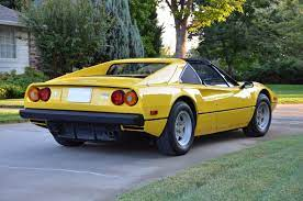 1976 ferrari 308 gtb vetroresina for sale. 30 Years Owned 1978 Ferrari 308 Gts For Sale On Bat Auctions Sold For 56 500 On October 2 2017 Lot 6 140 Bring A Trailer
