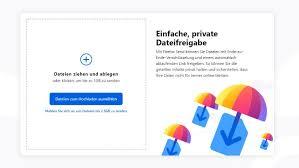 Firefox Send: So teilen Sie unkompliziert bis zu 2,5 GB Daten ...