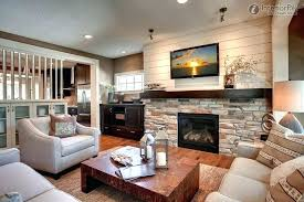 decorating a living room with a fireplace decoration simple decoration living room fireplace design with and