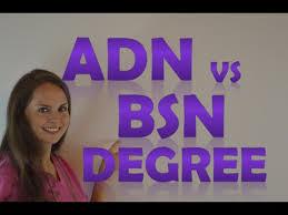Adn Vs Bsn Adn Vs Bsn What Is The Difference Between Associates Bachelors