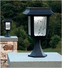 solar post lights paradise solar lights paradise solar lights a the best option outdoor solar post