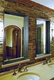 tile board bathroom home: ledger stone tile wall  ledger stone tile wall