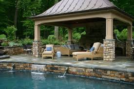 Wonderful Open Pool House Factor To Consider In Managing Intended Design Inspiration