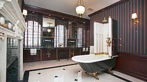 diy clawfoot tub shower. traditional master bathroom with antique clawfoot tub shower enclosure diy