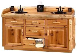 rustic bathroom double vanities.  Bathroom Rustic Double Vanity Design For Fresh Of Bathroom Vanities  Bathrooms To Rustic Bathroom Double Vanities
