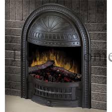 Custom Fireplace Mantel Victorian Modern Designer LED Flame Electric Fireplace Log Inserts